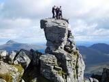 The Cobbler Summit (credit Richard Bott)